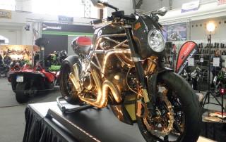 Motocykl Ferat 2